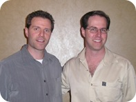 Jeff Dedrick and Scott Stamper